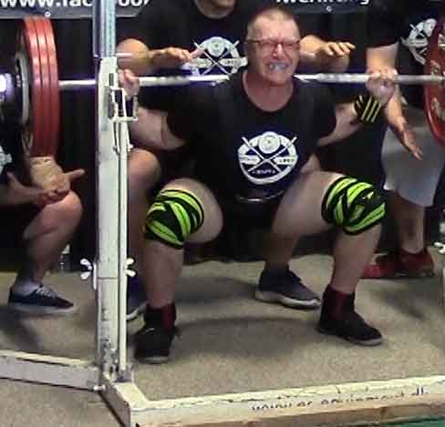 Saskatchewan Northern Open 2019  Provincial Squat Record